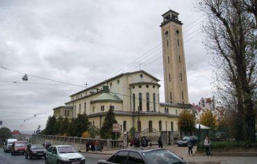 Покровская церковь (Остробрамской иконы Богоматери), Львов