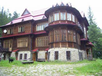 Рекреаційний комплекс «Кедрова палата» (Дача Шептицького)