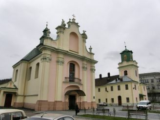 Костел Святого Мартина, Львов