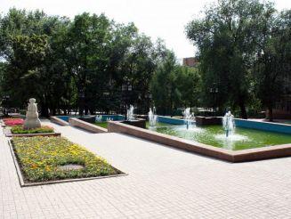 Парк скульптур «Український степ»