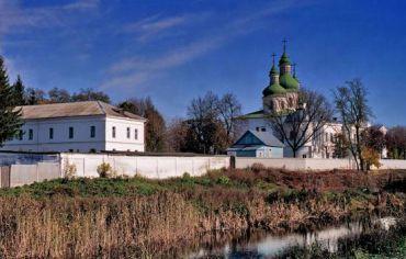 Георгиевский монастырь, Даневка