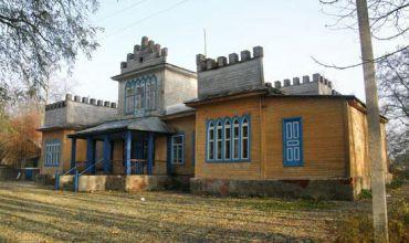 Палац Пашковських, Чемер