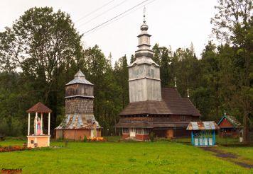 Введенська церква, Буковець