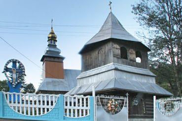 Введенская церковь, Торунь