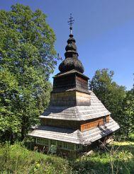 Введенська церква, Розтока
