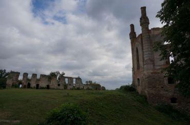 Novomalynskyy castle Novomalyn