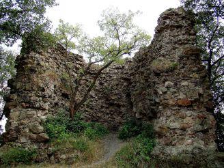 Руины замка Нялаб