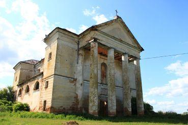 Домініканський костел, Невірків