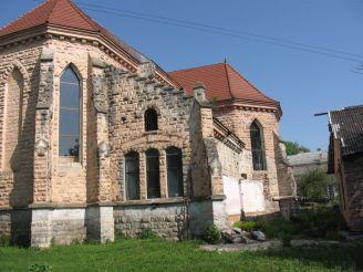 Костел Св. Анни, Товсте
