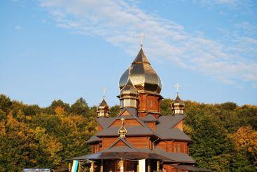 Монастир Успіння Матері Божої, Погоня