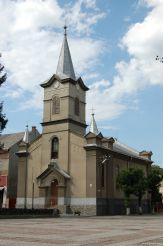 Костел Св. Стефана (Іштвана), Тячів