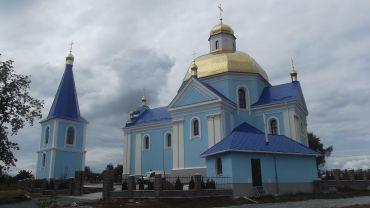 Троицкая церковь, Горыньград