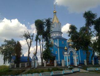 Николаевская церковь, Козлин