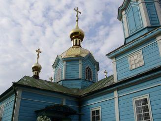 Церква Олександра Невського, Костопіль