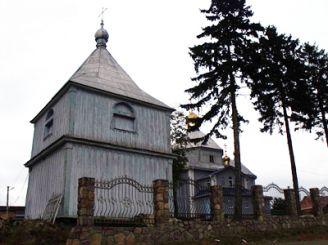 Покровская церковь, Обаров
