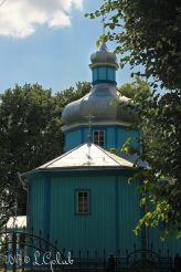 Николаевская церковь, Пересопница