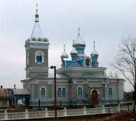 Церква Олександра Невського, Радивилів