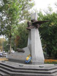Памятник Климу Савуру, Ровно