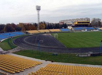 "Stadium ""Avangard"" Exactly"