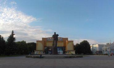 Площадь Независимости, Ровно