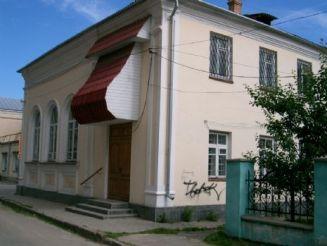 Синагога в Ровно