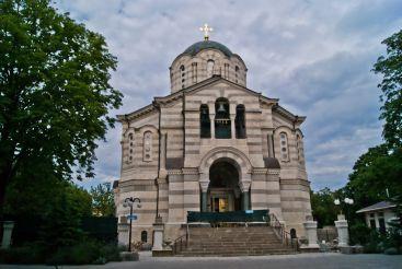 Владимирский (Адмиралтейский) собор, Севастополь
