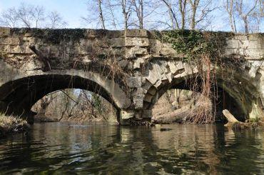 Водоводний акведук над р. Чорна