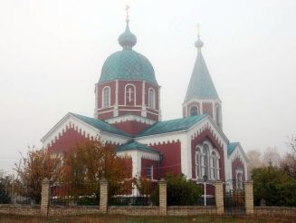 Church of St. Michael the Archangel, Volodymyrivka