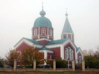 Церковь Св. Архангела Михаила, Владимировка
