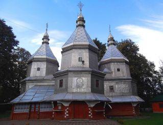 Церква Різдва Пресвятої Богородиці, Нижній Вербіж
