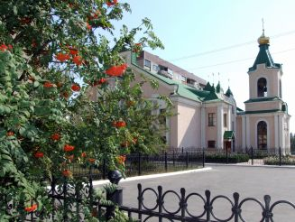 St. Vladimir`s church, Krasnoarmejsk