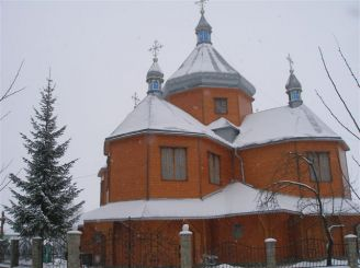 Церква Св. Миколая, Чорнолізці