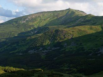 Гора Поп-Иван Черногорский