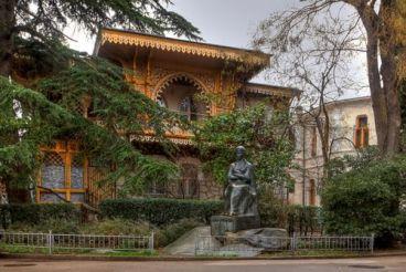 Будинок-музей Лесі Українки