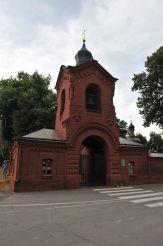 Миколаївська церква-усипальниця Пирогова