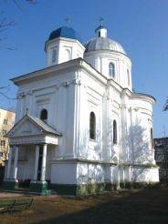 Георгіївська церква, Могилів-Подільський