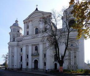 Петропавлівський костел, Луцьк