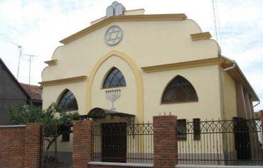 Малая синагога, Берегово