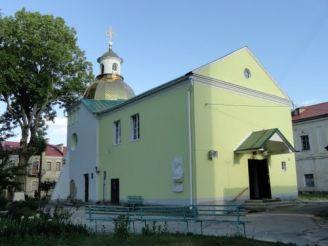 Хрестовоздвиженська церква, Луцьк