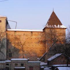 Башня Чарторийських (Окольний замок)
