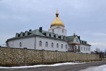 Peter and Paul Monastery, Svitiaz