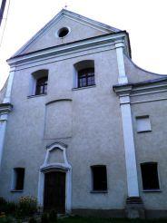 Монастырь капуцинов, Любешов