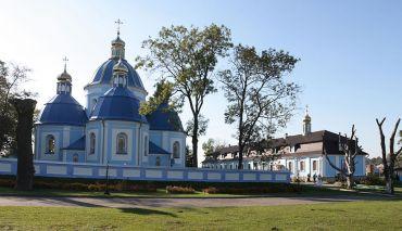 Nizkinitsky Assumption Monastery, Novovolinsk