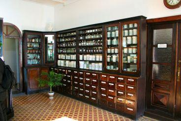 Аптека-музей в Луцьку