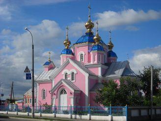 Holy Resurrection Cathedral, Kovel