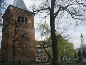 Дрогобицька вежа