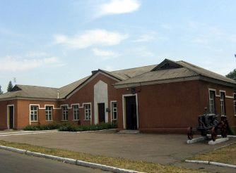 Старобешівський меморіальний музей Паші (Параски) Ангеліної