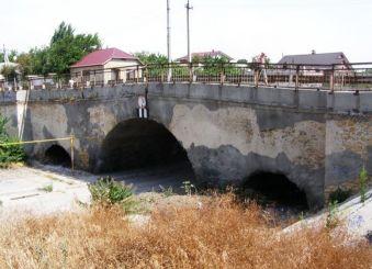 Pankratovsky bridge, Kherson