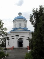 St. Peter and Paul church, Red