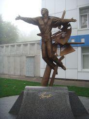 Памятник Владимиру Высоцкому, Одесса